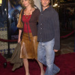 Charlize Theron and Stuart Townsend - Foto Stock