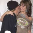 Постер, плакат: AJ Mclean of the Backstreet Boys with girlfriend Sarah Martin