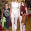 Mariel Hemingway with daughters Dree and Langley — Stock Photo