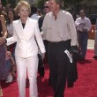 Nancy Reagan and Doug Wick — Foto de Stock