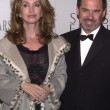 Dennis Miller and wife — Stock Photo #17898663