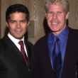 Stock Photo: Esai Morales and Ron Perlman