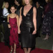 Stock Photo: Elizabeth Perkins and daughter Hannah