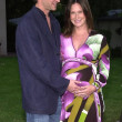Постер, плакат: Noah Wyle and wife