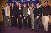 Cast e la troupe — Foto Stock