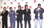Don Henley, Rob Thomas, Jon Bon Jovi, Richie Sambora and Garth Brooks — Stock Photo