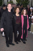 Martin Short, Andrea Martin and niece — Stock Photo