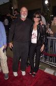 роб райнер и жена мишель — Стоковое фото