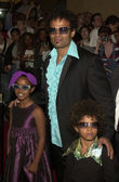 марио ван пиблз и дети — Стоковое фото