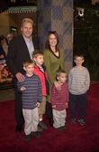 Patricia Heaton and family — Stock Photo