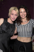 Lori Petty and Fran Drescher — Stock Photo