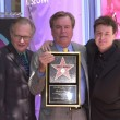 Stock Photo: Larry King, Robert Wagner and Mike Myers