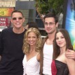 Matthew Lillard, Sarah Michelle Gellar, Freddie Prinze Jr. and Linda Cardellini  — Stock Photo