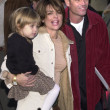 Harry Hamlin, Lisa Rinna and daughter Delilah — Stock Photo