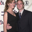 Jay Mohr and wife — Stock Photo