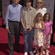 Постер, плакат: Norman Lear and family