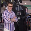 Постер, плакат: Ewan McGregor and Darth Vader