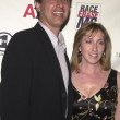 Ray Romano and wife — Stock Photo