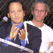 Stok fotoğraf: Rob Schneider and Michael Bolton