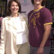 Постер, плакат: Sherry Lansing and son