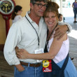 Eric Roberts and wife Eliza — Foto Stock #17907631