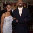 Mike Epps and Michelle - Lizenzfreies Foto