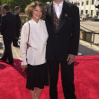 Stockfoto: James Cromwell and wife