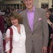 James Cromwell and wife — Stock Photo #17909739