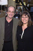 David Paymer and wife Liz — Stock Photo