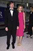 David E. Kelley and Michelle Pfeiffer — Stock Photo