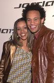 Chrystee Pharris and Kiko Ellsworth — Stock Photo