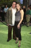 Dave Mirra and date Jennifer — Stock Photo