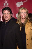 Sly Stallone and Jennifer Flavin — Stock Photo