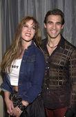 Joanie Laurer and Adrian Paul — Stock Photo