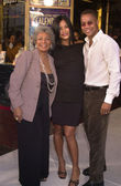 Nichelle Nichols, Joanna Bacalso and Cuba Gooding Jr. — Stock Photo