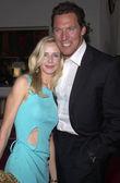 Ralf moeller i żona — Zdjęcie stockowe