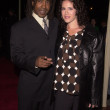 Tim Meadows and Michelle - Zdjęcie stockowe