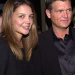 Постер, плакат: Katie Holmes and Kevin Williamson