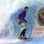 Surfer — Stock Photo #17913807