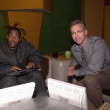 Foto de Stock  : Coolio and Dr. Drew