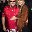 Постер, плакат: Sammy Hagar and wife Kari