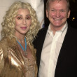 Bob Mackie and Cher - Stock Photo