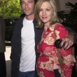 Stock Photo: Jennie Garth and Luke Perry