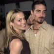 Kevin Richardson and wife Kristen — Stock Photo #17919381