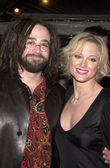 Adam Duritz and Teri Polo — Stock Photo