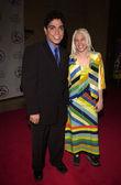 Michael Delorenzo and date Zoel — Stock Photo