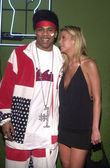 Nelly e tara reid — Fotografia Stock