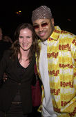 Juliette Lewis and LL Cool J — Stock Photo