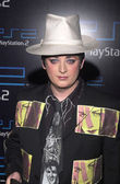 Boy George — Stock Photo