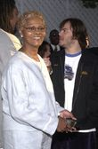 Dionne Warwick and Jack Black — Stock Photo